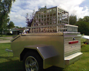 Small Pet Trailer